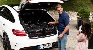 Cestovné tašky do auta